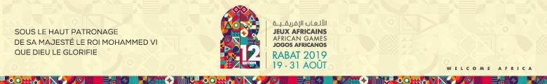 Jeux Africains Rabat 2019