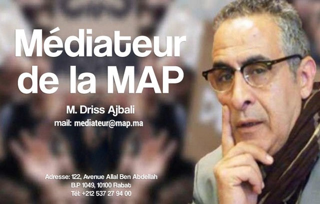 médiateur de map