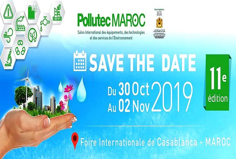 Pollutec Maroc 2019, du 30 octobre au 02 novembre - MAPBUSINESS